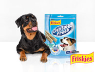 Friskies Dental Fresh Small