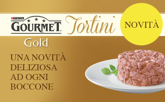 Gourmet Tortini Gold